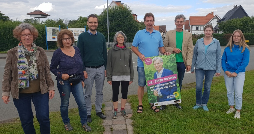 Dr. Peter Koswig am 31.07.2021 in Edertal