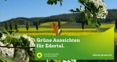 Grüne Aussichten für Edertal